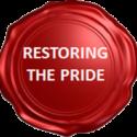 Restoring Pride Badge